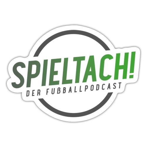 Logo Spieltach - Farbe - Sticker
