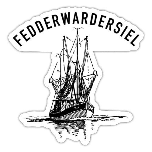 Fedderwardersiel Kutter - Sticker