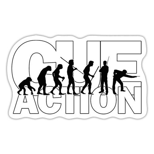 CueAction Evolution - Sticker