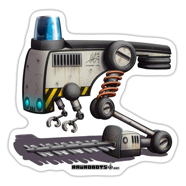 The F.L.O.W.E.R. Robot!
