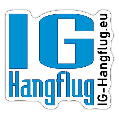 IG-Hangflug - Sticker