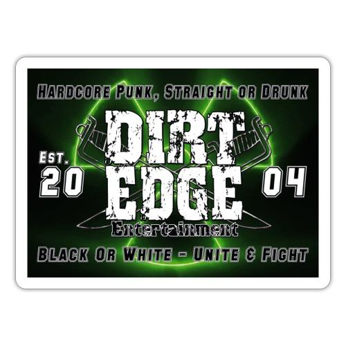 DIRT-EDGE - Unite & Fight - Sticker