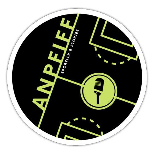 anpfiff logo - Sticker