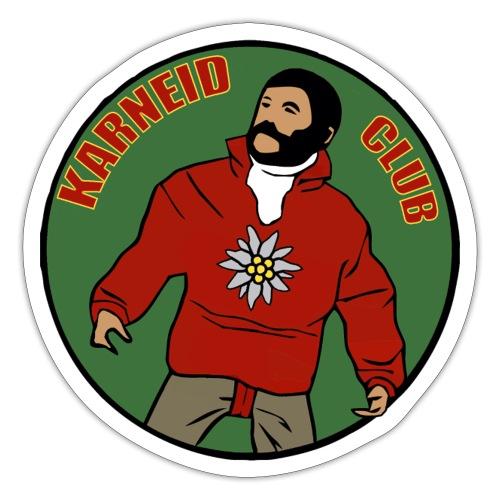 Karneid Club - Sticker