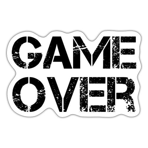 Streamers-Unite - Game Over - Sticker