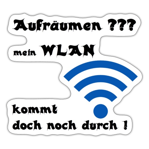 Wlan SW - Sticker