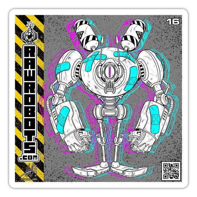The P.A.T.C.H. Robot!