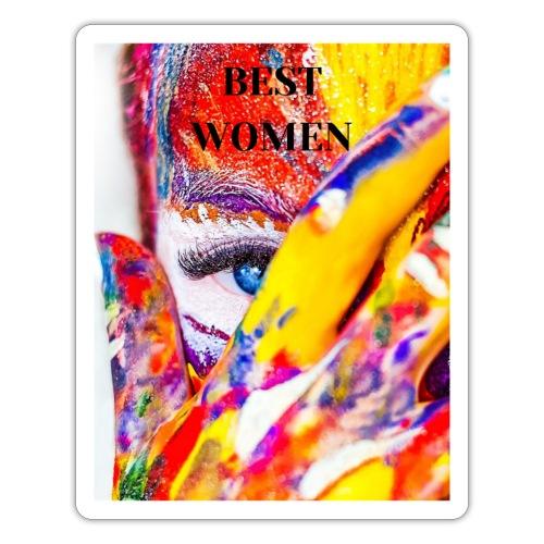 best women - Autocollant