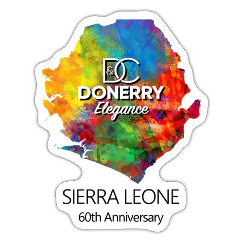 Sierra 60 limited design - Sticker