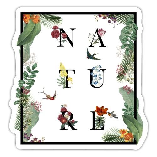 69 nature - Sticker