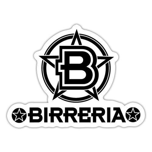 Logo Birreria 2021 Black - Sticker
