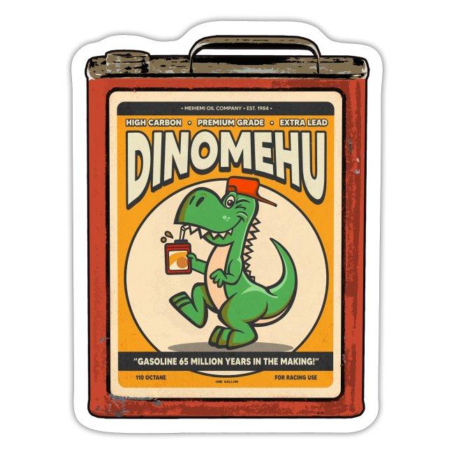 Dinomehu -kanisteri