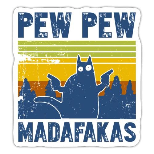 PEWPEW - Sticker