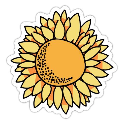 Sunflower - Sticker