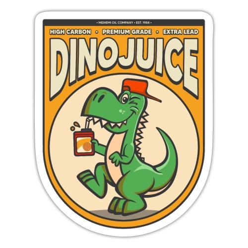 Dinojuice Sticker design - Tarra