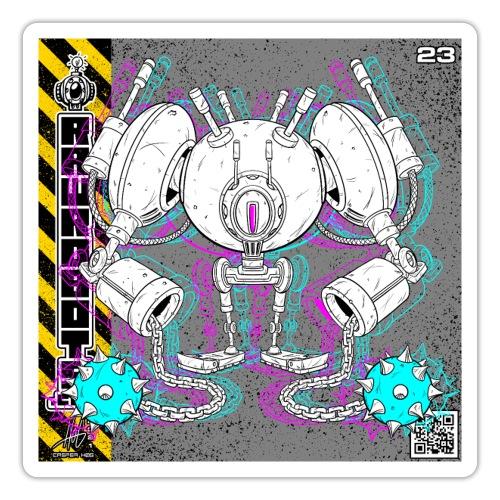 The C.H.A.I.N. Robot! - Sticker