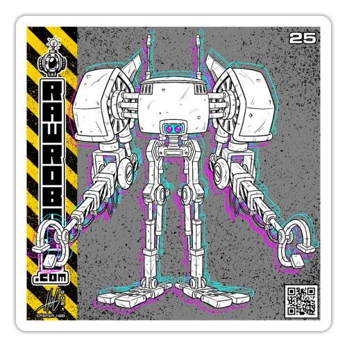 The E.X.T.E.N.D. Robot! - Sticker