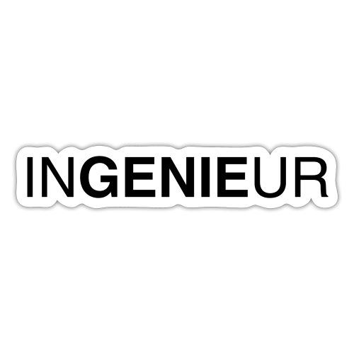 ingenieur 01 - Sticker