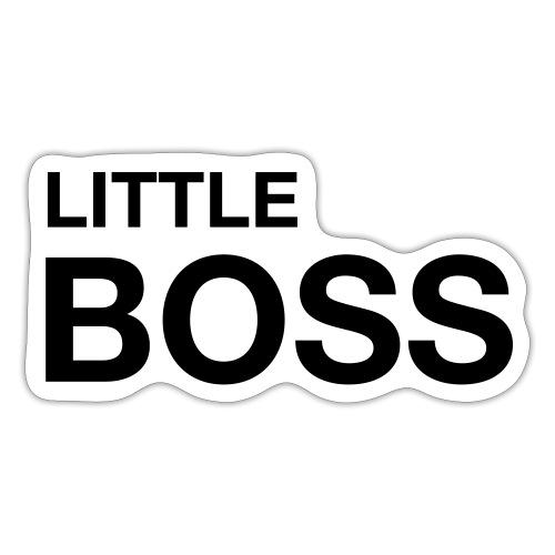 little boss 01 - Sticker