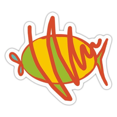 fish - Sticker