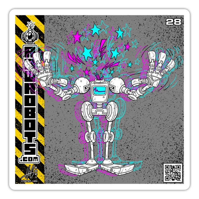 The L.O.S.T Robot! (Logical Organizer System Tota