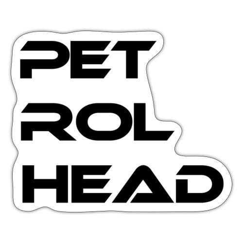 petrolhead - Sticker