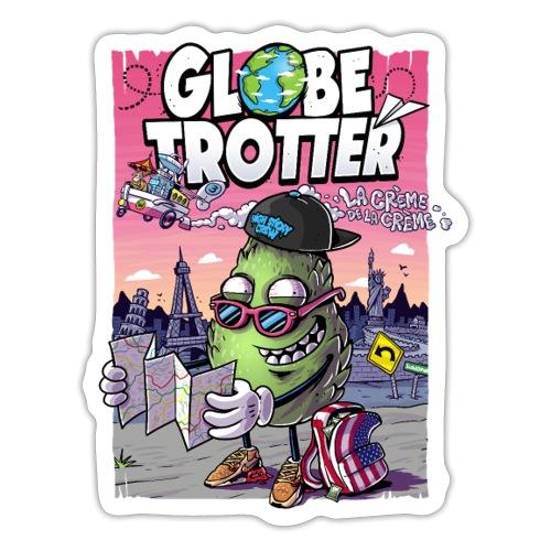 Globe Trotter - accessoires - Autocollant