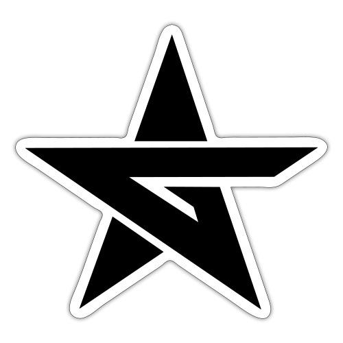 BLK Outline - Sticker