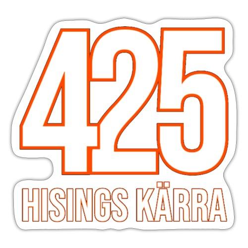 425 Kärra - Klistermärke