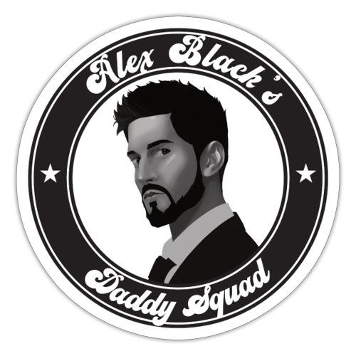 Alex Black's Daddy Squad - Autocollant