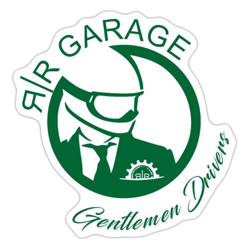 RR GARAGE GENTLEMEN DRIVERS - Adesivo