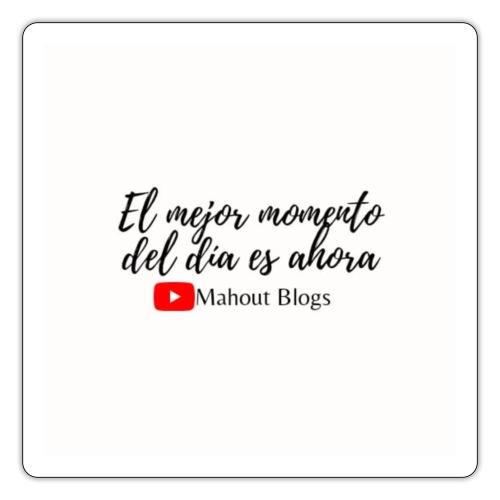 Mahout Blogs - Sticker