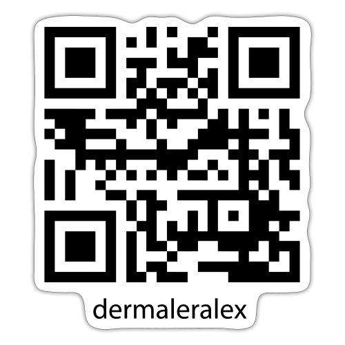 qrcode alex - Sticker