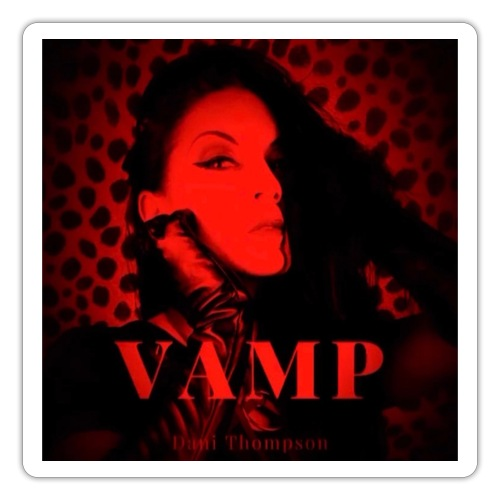 Vamp - Sticker