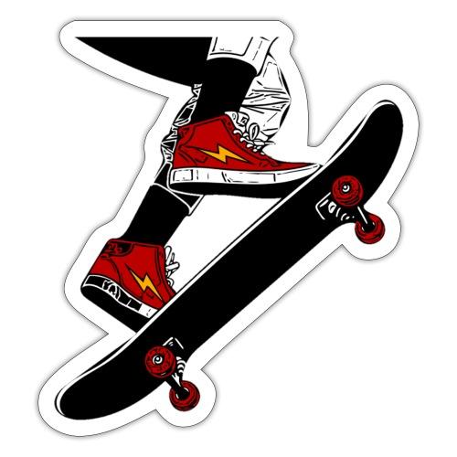 Skating - Adesivo