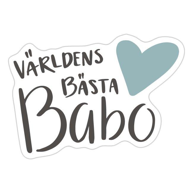 Världens bästa Babo
