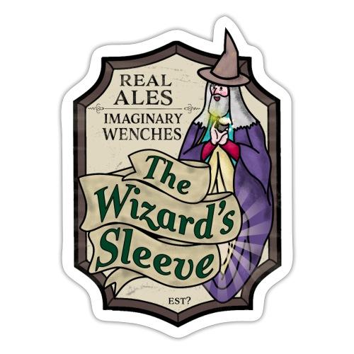 Wizard's Sleeve Sticker - Sticker