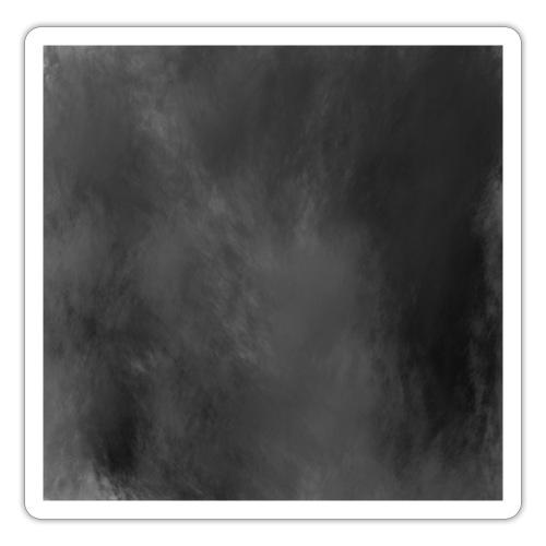 Das schwarze Quadrat | Malevich - Sticker