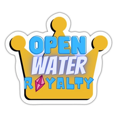 Open Water Royalty - Sticker