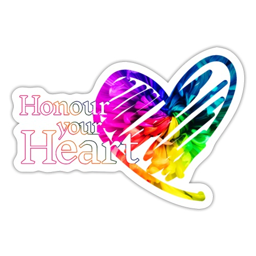 Honour Your Heart 2021 - Sticker