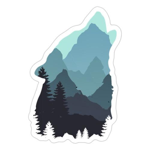 Wolf - Sticker