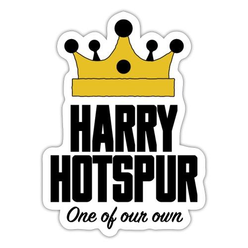 Harry Hotspur - Klistermärke