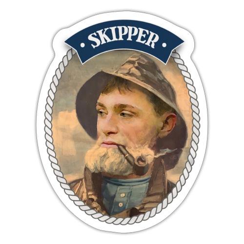 Skipper - Klistermärke