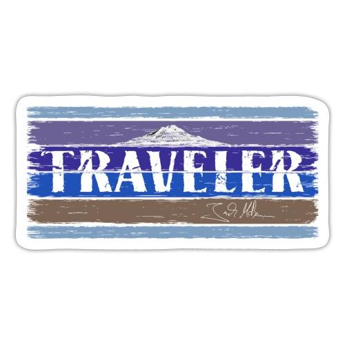 Jack McBannon - Traveler II - Sticker