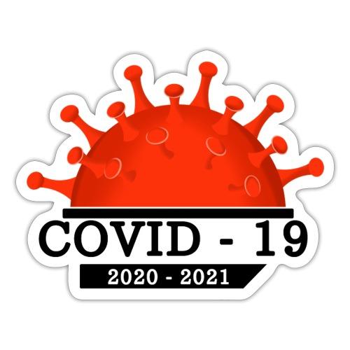 Coronavirus 2020/2021 - Pegatina
