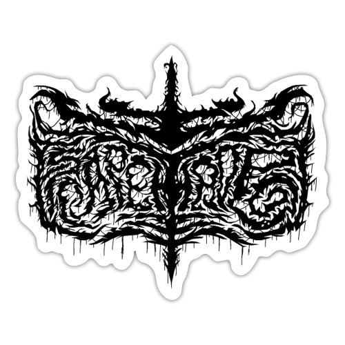 Band Logo EscapeTheRope - Sticker
