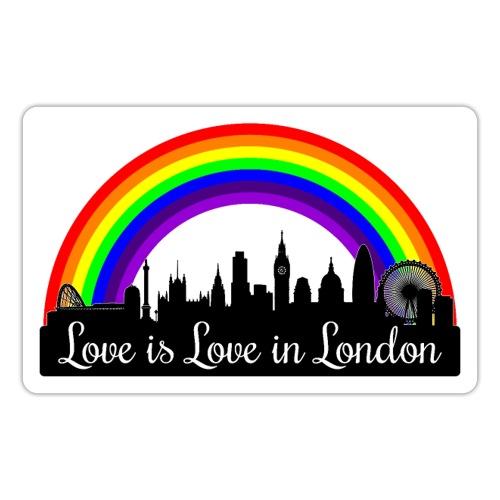 Love is Love in London - Tarra