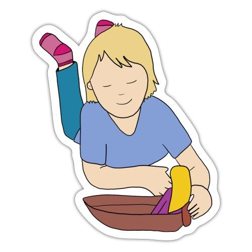 Spelen - Sticker
