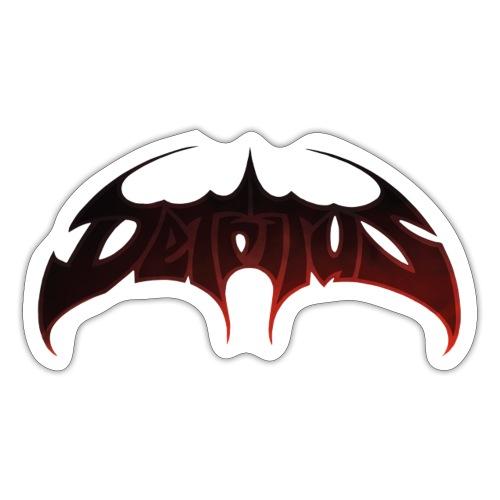 Myths Logo - Sticker