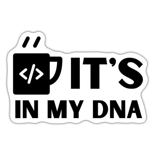 IT's in my DNA - Klistermärke
